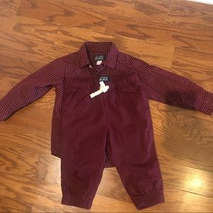 Children's Place Matching casual set